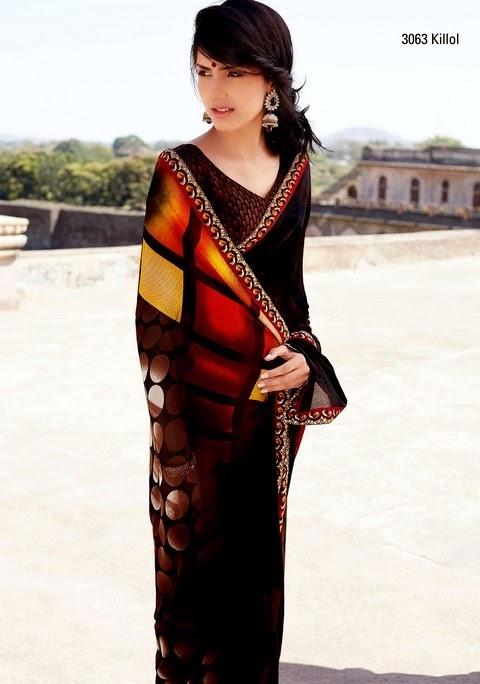 Laxmipati Designer Sarees 2014