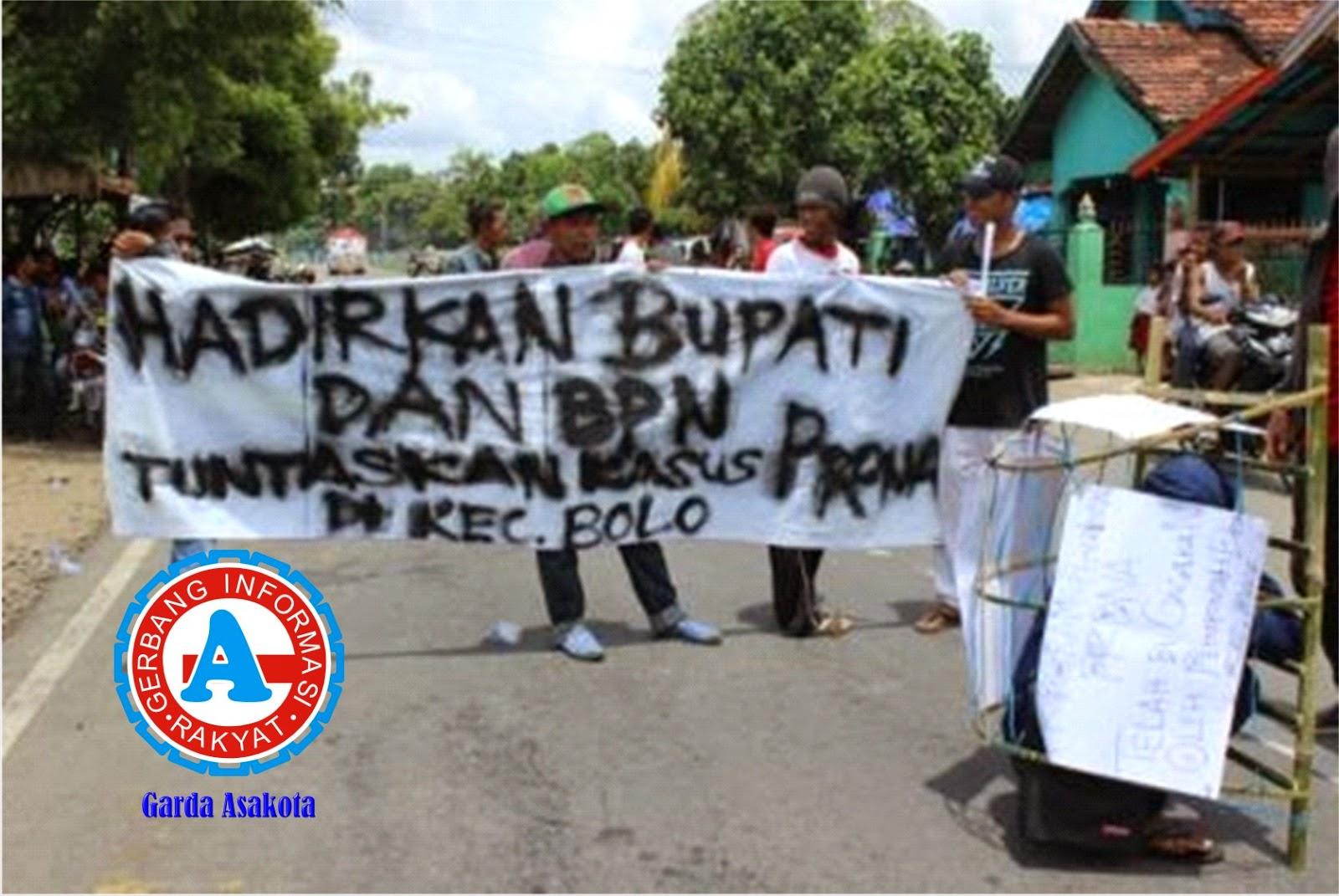 Dugaan Pungli Biaya Prona, Ampera Kembali Gelar Aksi Demo