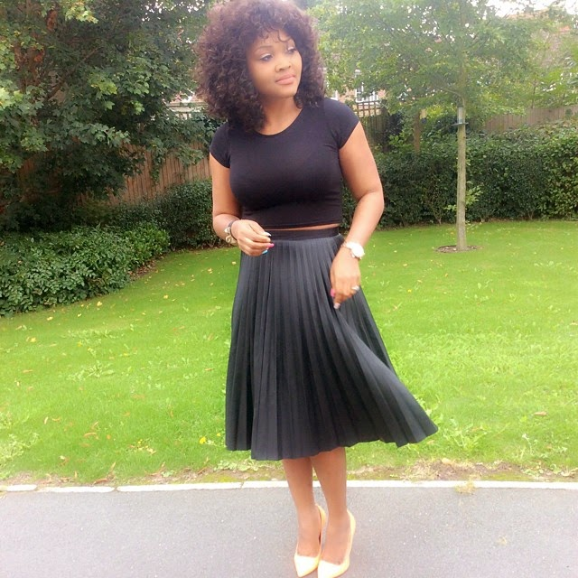 Photos: Mercy Aigbe Shines In New Pics