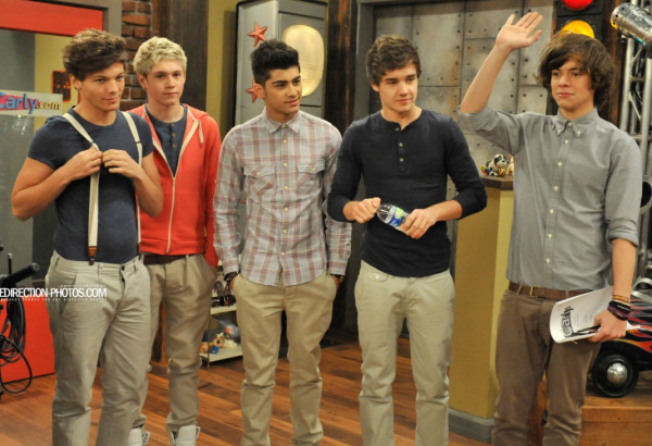 Icarly One Direction Kiss