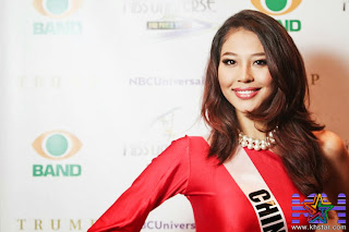 Chinese Miss Luo ZIlin