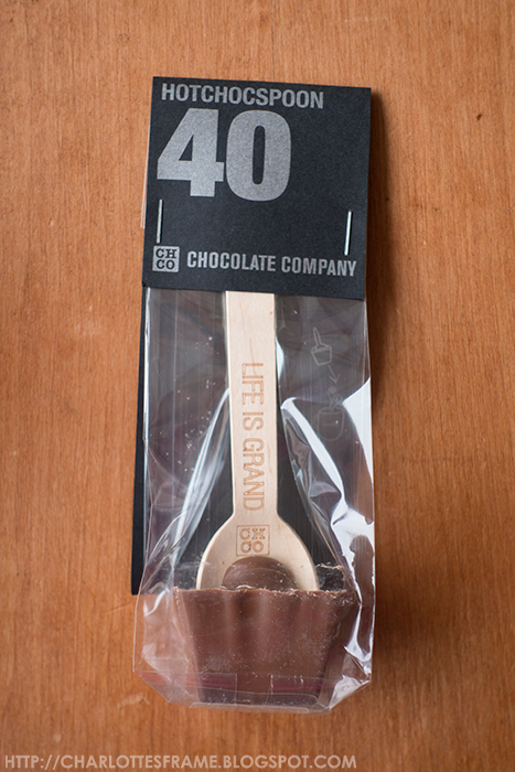 Chocolate Company - Hotchocspoon