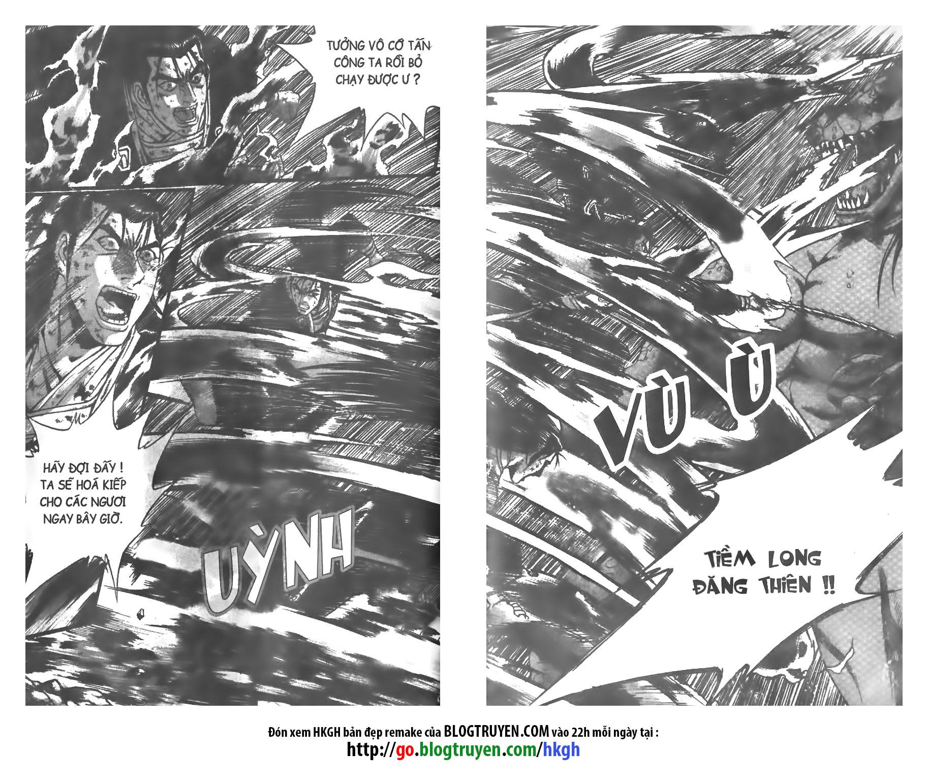 Hiệp Khách Giang Hồ - Hiệp Khách Giang Hồ Chap 262 - Pic 13