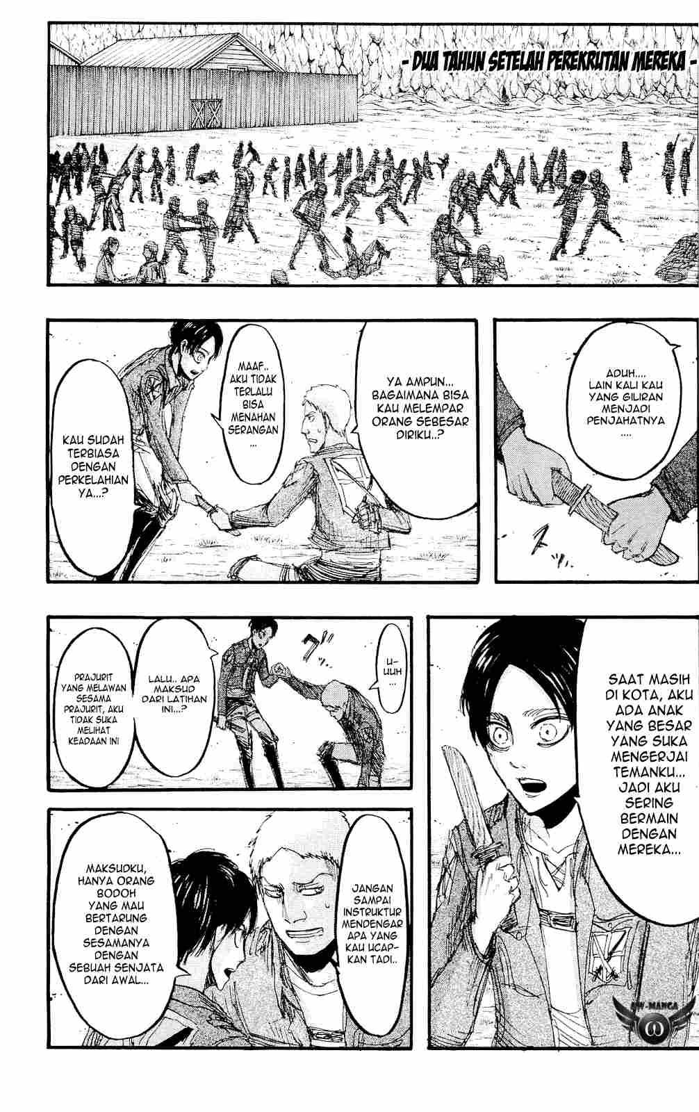 Komik shingeki no kyojin 017 - ilusi dari kekuatan 18 Indonesia shingeki no kyojin 017 - ilusi dari kekuatan Terbaru 5|Baca Manga Komik Indonesia|