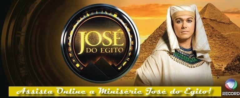 Assista gratis  Online a Minisérie José do Egito!