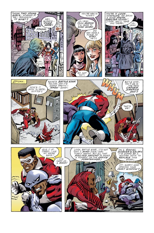 Captain America (1968) Issue #355 #288 - English 17