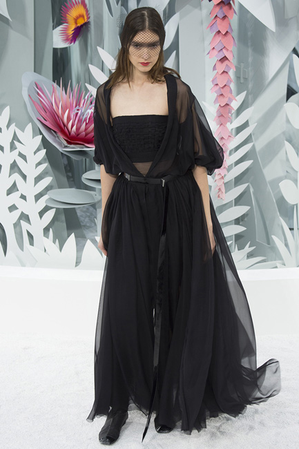 Haute Couture 2015, runway, chanel