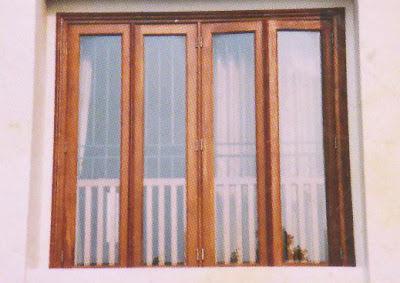aneka desain jendela minimalis modern