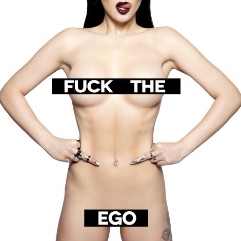 "Veronika Vesper ""Fuck The Ego"" Single Artwork"