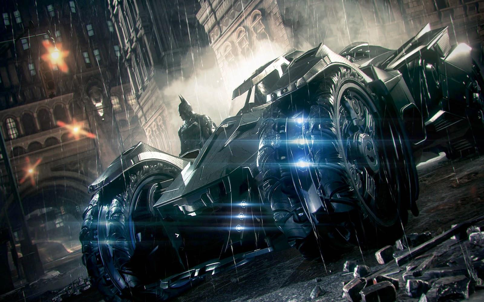 Papel de Parede do jogo Batman Arkham Knight