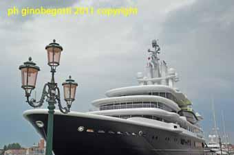 Ginobegotti Blogspot It Moored In Venezia On June 1st 2011 Yacht