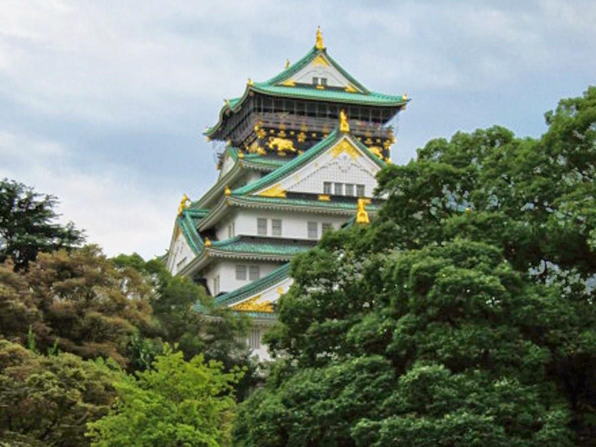 Osaka, Japan 2012