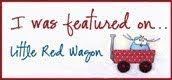 l&#39;ll red wagon
