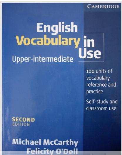 english vocabulary in use intermediate 2nd edition pdf