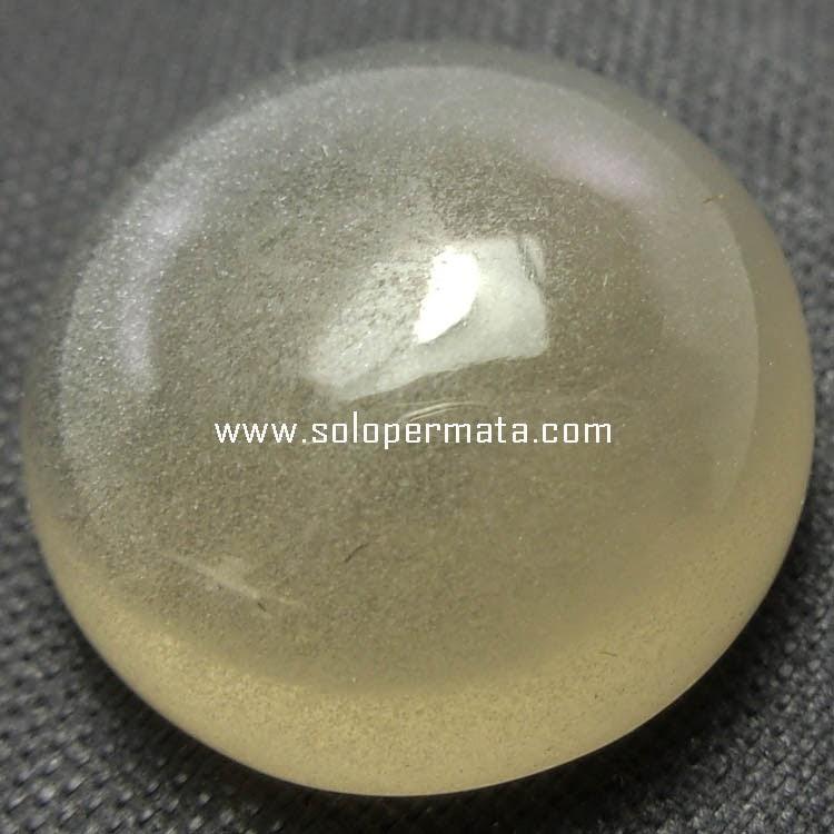 Batu Permata Moonstone Selenite