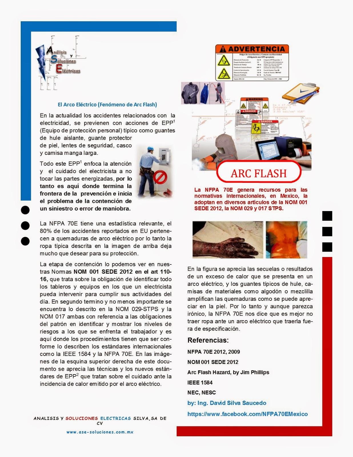 Seguridad Mexico Seguridad Electrica en Mexico