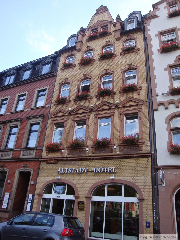 Altstadt Hotel Trier