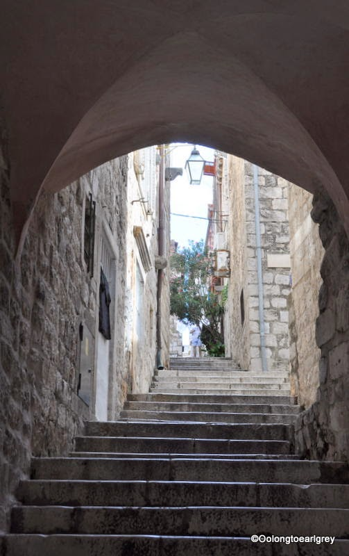Old Alley, Dubrovnik