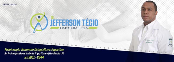 DR. JEFFERSON TÉCIO