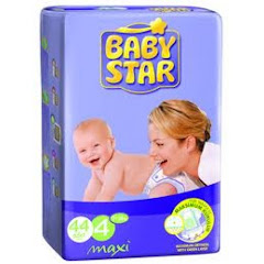 baby star diapers