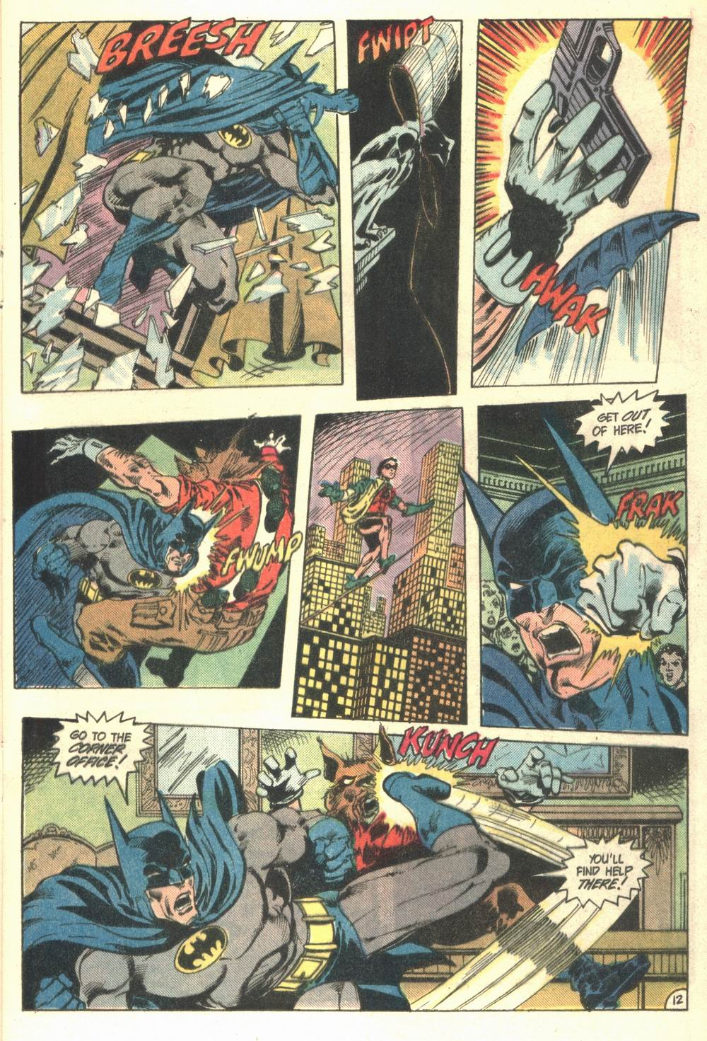 Detective Comics (1937) Issue #548 Page 13
