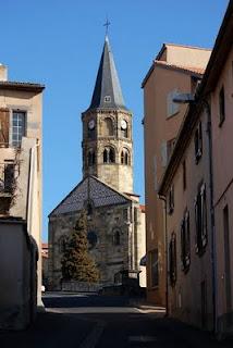 l'église Saint Martin Altamica