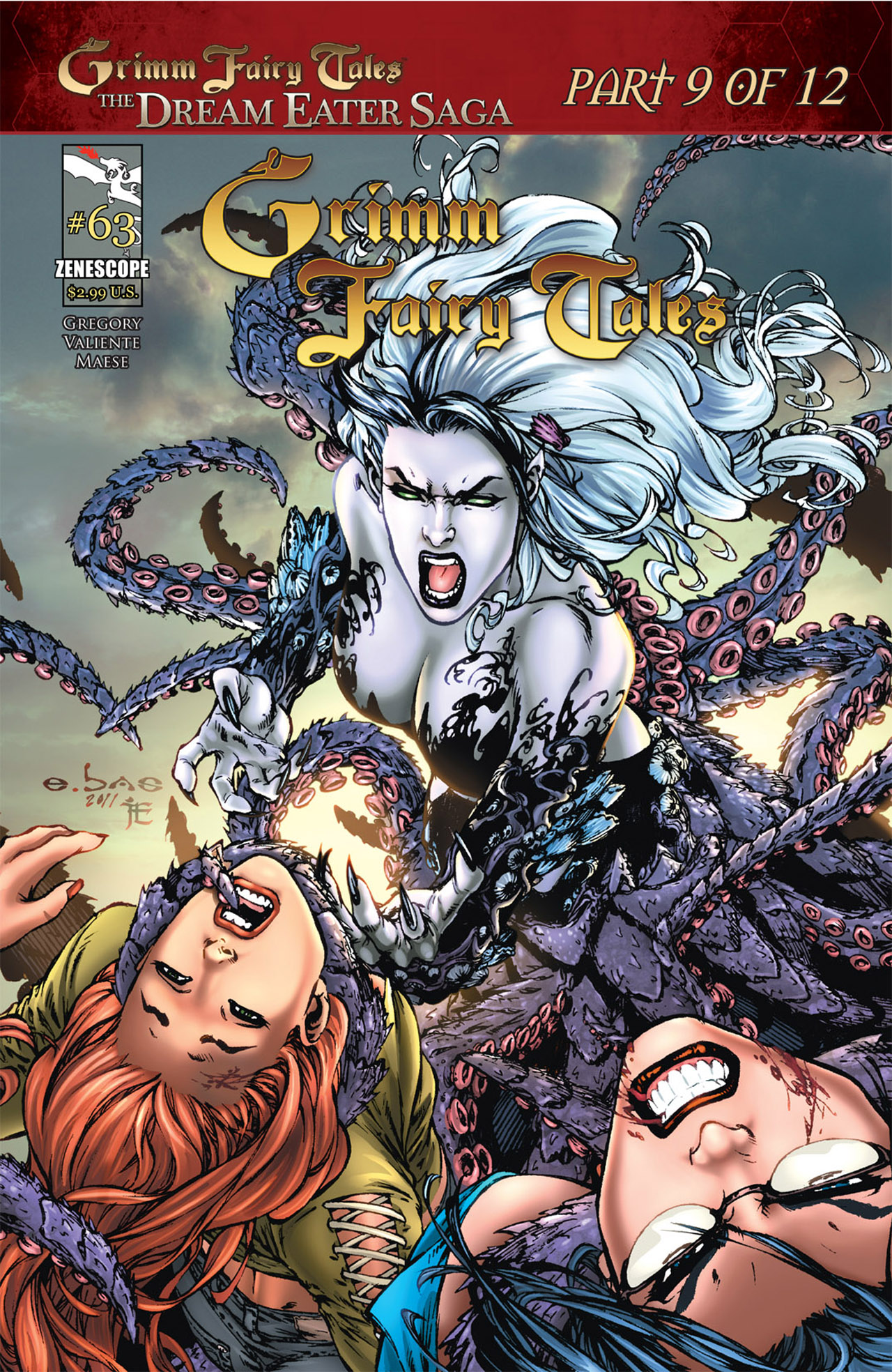 Grimm Fairy Tales (2005) Issue #63 #66 - English 1