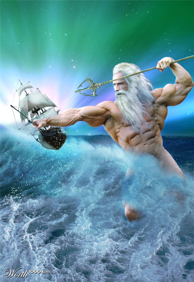 poseidon the god of - photo #4