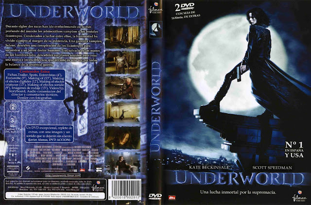 Underworld DVD