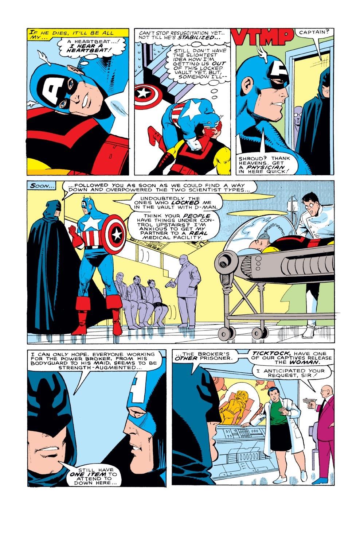 Captain America (1968) Issue #331 #260 - English 5