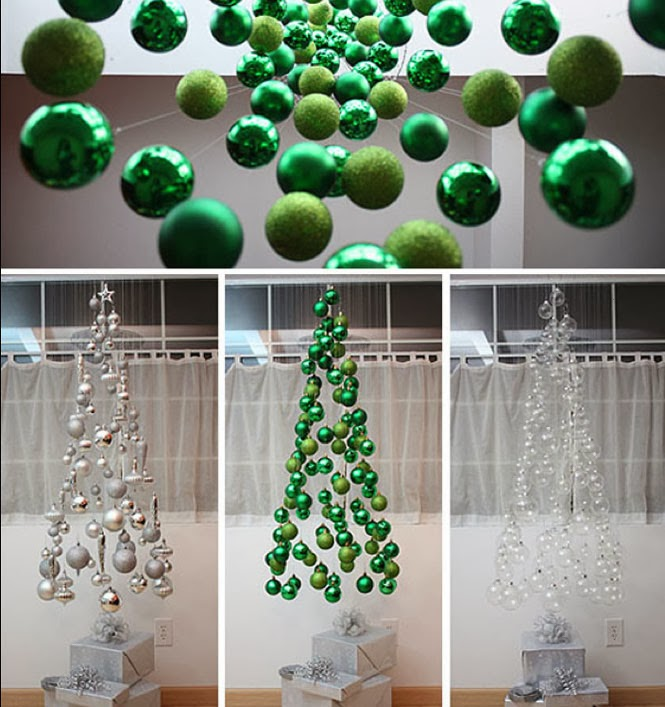The Art Of Up Cycling Diy Christmas Trees Aternative