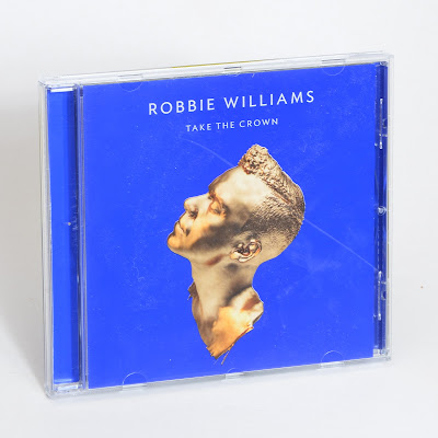 Robbie Williams CD-Cover