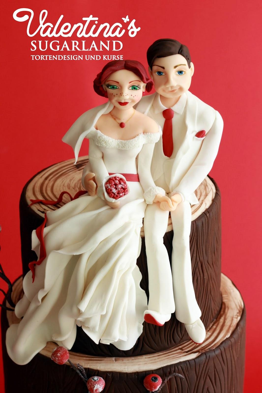 Cake Art Spezial Zeitschrift : Cooking & Fun by Valentina: Winterliebe - meine ...