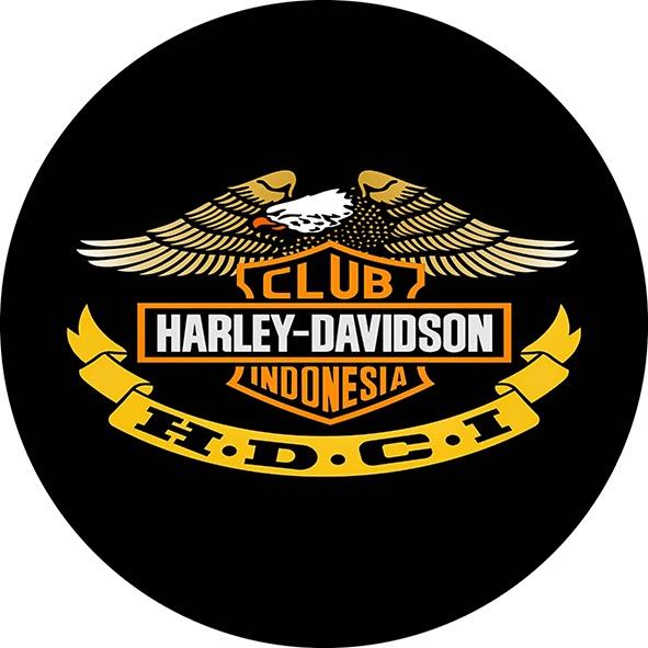 Sarung Ban Mobil Gambar Club Harley Davidson Indonesia