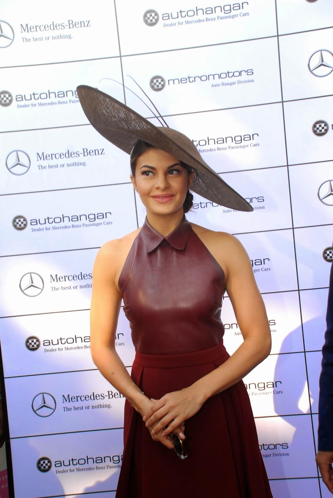 Jacqueline Fernandez at Metro Motors Million Trophy Event Photos