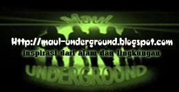 Maul-Underground | Inspirasi Dari Alam