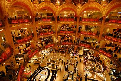 Riszky nurseno amazing galleries lafayette department store world 39 s most luxurious for Interior designers lafayette la