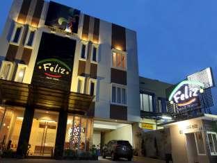 Feliz Guest House Hotel Merupakan Salah Satu Pilihan Bagi Pengunjung Yang Ingin Menginap Di Jaraknya Dekat Dengan Bandara Internasional Juanda