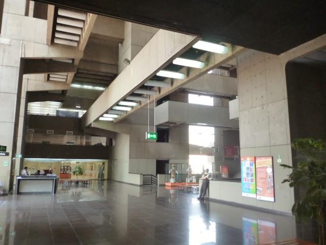 Apuntes revista digital de arquitectura el museo de la for Ministerio de pesqueria