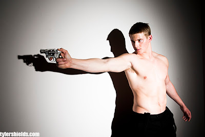 Alexander Ludwig shirtless by Tyler Shields-2