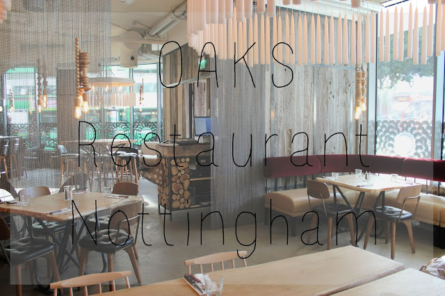 A picture of OAKS Restaurant Nottingham
