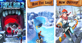 Temple Run 2 - Game Android Offline Terbaik