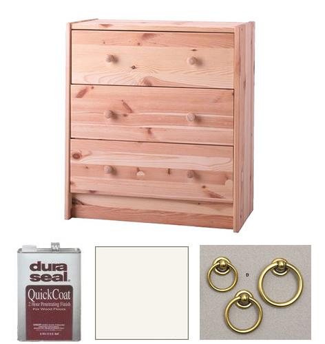 Diy relookez un meuble en pin pour 3 fois rien initiales gg - Diy meuble ikea ...