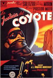 A JUSTIÇA DO COYOTE - 1956