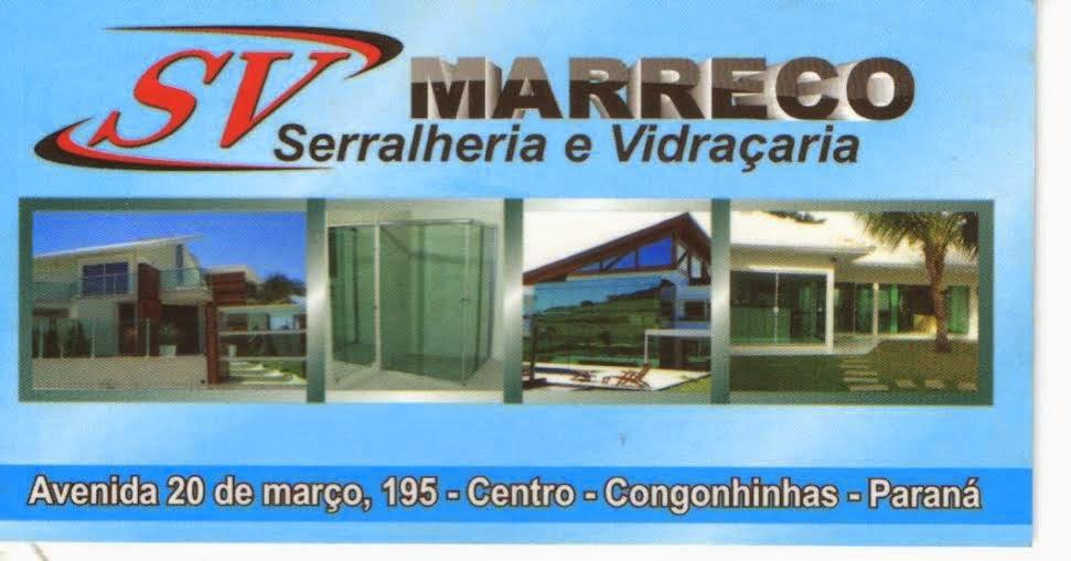 SERRALHERIA E VIDRAÇARIA MARRECO
