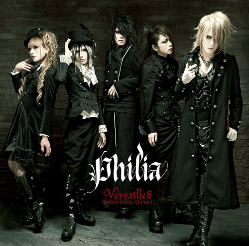 singles in versailles Versailles signed to major label warner music japan in mid-2009, however, on august 9, days after announcing he would be suspending activities for health reasons, jasmine you died.