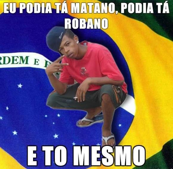 Vida de Meme, matando, vida loka, favela, memes, muleke piranha