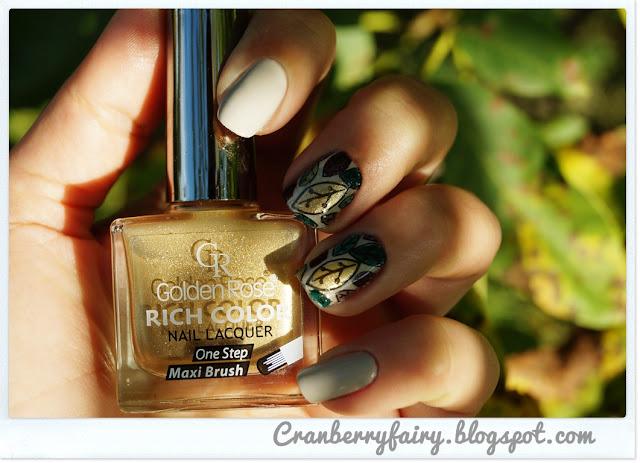 Golden Rose Rich Color 77