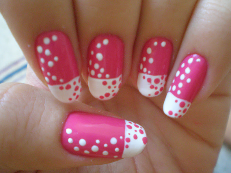 Cute Nail Art Designs For Summer (7 Image)