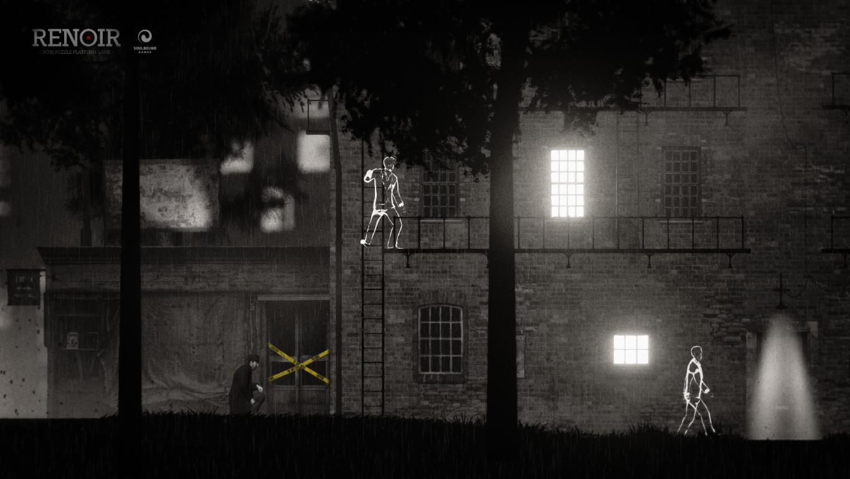 RENOIR - Игра про сыщика и расследования